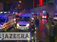 2016 mean till the end:  New Year's Eve Massacre in Istanbul