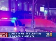 Demonizing Muslims:  White Quebec Terrorists kill 5 in attack on Mosque