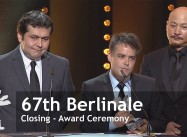 Film about Israeli imprisonment of Palestinians wins top award in Berlin