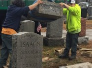 I Cover Hate. I Didn't Expect It at My Family's Jewish Cemetery