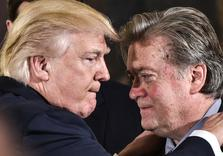 Is Steven Bannon marching America toward Messianic Apocalypse?