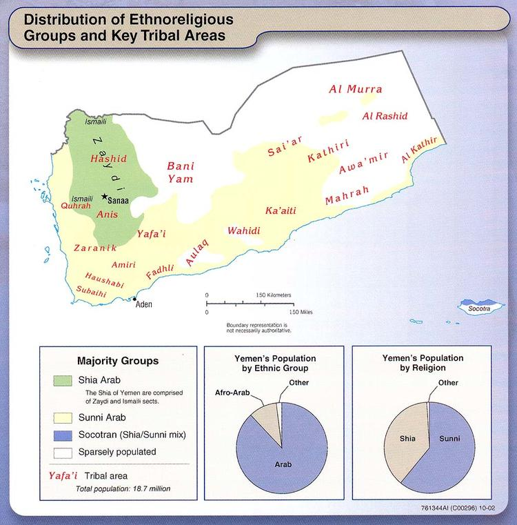 Yemen Ethnic Groups