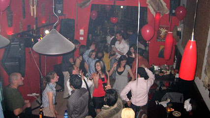 Taboo Night Club, Bethlehem