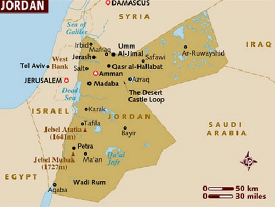 Maps Informed Comment - Map of egypt israel