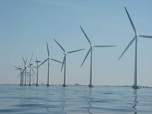 Germany Offshore Wind Farm