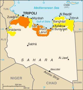 Libya March 14, 2011