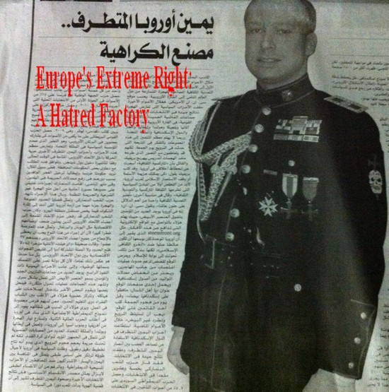 Arabic Reporting on Anders Breivik