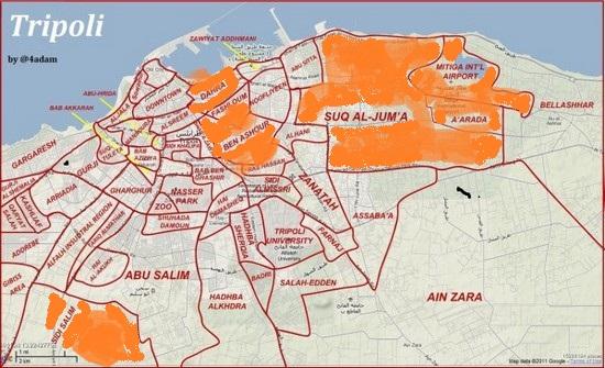 The Great Tripoli Uprising
