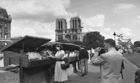 Americans in Paris, 1953