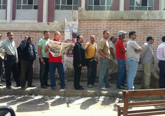 Egypt's Presidential Election: Between Revolution and Counter-Revolution