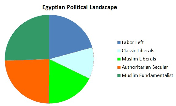Egyptian Politicas