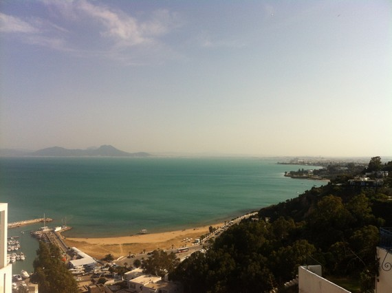 Sidi Bu coast