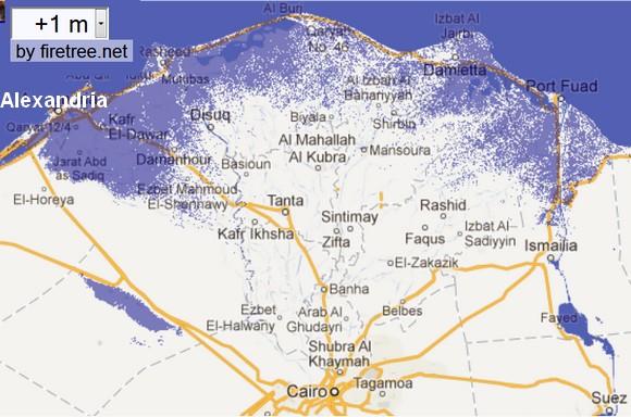 Egyptwater
