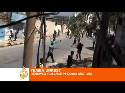 24 Dead in Fresh Yemen Violent Repression
