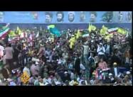 Ahmadinejad Promises to Protect Qana in South Lebanon