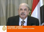 Arab League Sets Syria for Suspension