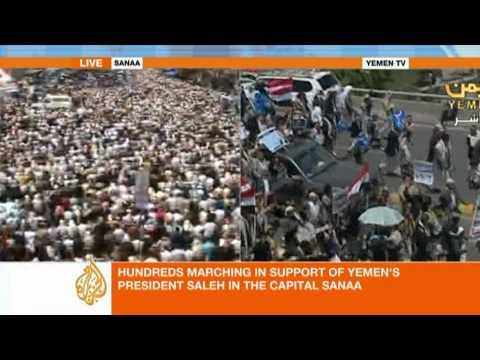 Arab Spring Protests Continue