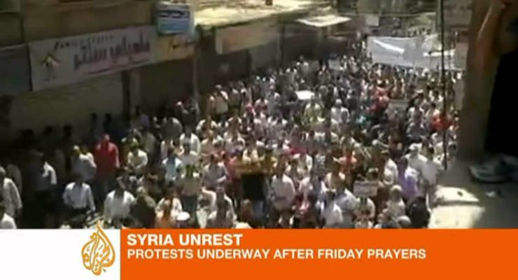 Arab Spring Turns Deadly Again
