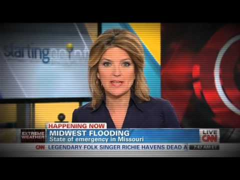 Media Ignores Climate Change Background of Increased Flooding (Media Matters Short)