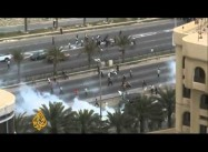 Bahrain Demonstrators Repressed