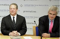 Al Gore on the Oil, Gas and Coal Bubble: Investors Beware! (Queally)