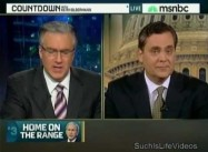 Bush could be Arrested in Europe: Turley to Olbermann