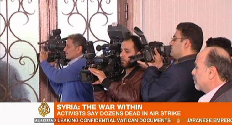 200 Dead, Many Children, in Syrian aerial bombing of Halfaya