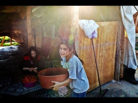 Does the World Care? 1 Mn Syrian Children Refugees & Aid Money Running Out
