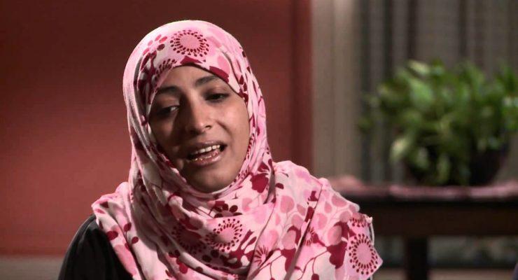 Cole interview with Nobelist Tawakkul Karman