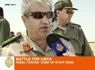 Controversies over Younis assassination in Libya