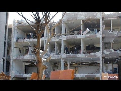 Damascus sees first signs of Guerrilla War
