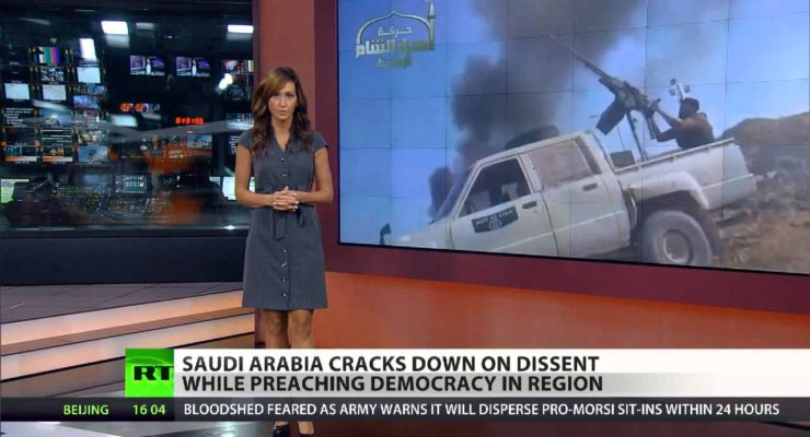 Defecting Saudi Prince: Royal Family in Panic at Arab Revolts, Thousands imprisoned