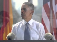 Obama in Berlin foreshadows Coming Epic Battle against Climate Change