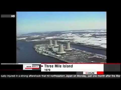 Fukushima Core Failure a Level 7 (the Worst)