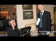 Hawking joins Academic Boycott of Israel