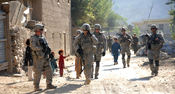 US seeks Broad Powers, Immunity for post-2014 Troops in Afghanistan (Lazare)