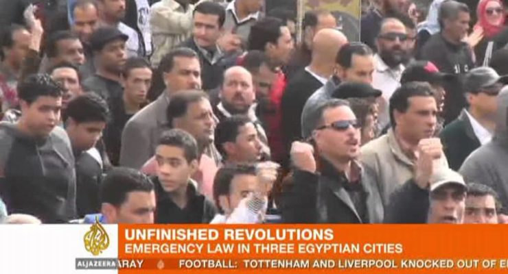 Egypt: Morsi invokes Emergency Law in 3 Cities, is Slammed by Opposition