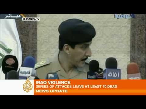 Iraq Death Toll from Attacks rises to 119, Biggest since Start of Year