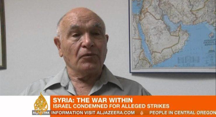 Israeli, Hizbullah Proxy War in Syria