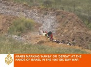 Israeli Troops kill 20, wound Hundreds at Golan