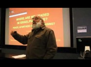 Jeff Halper:  Permanent Matrix of Control being Laid over Palestinian Territory (ICAHD Video)