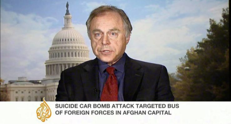 Kabul Bombing of US Bus Leaves 13 Dead