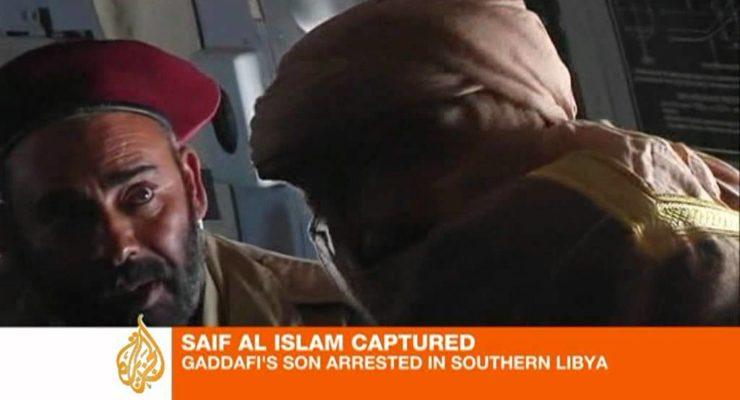 Libya Should Turn Saif over to the Int'l Criminal Court