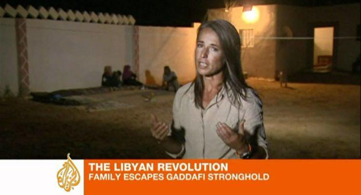 Libyan Transitional Troops enter Sabha