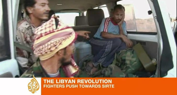Lockerbie Bomber in Coma in Tripoli, as retreating Qaddafi Troops use Human Shields