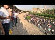 Military-Salafi Clashes in Egypt Injured hundreds, Kill 1 Soldier