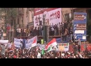 Muslim Brotherhood and Liberals Confront Military Rule in Egypt