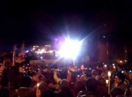 New Year's 2012 in Tahrir Square, Egypt