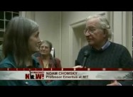 Noam Chomsky on Gaza (Democracy Now!)