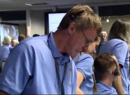 "On Human unity and the ""Curiosity"" NASA Control Room"